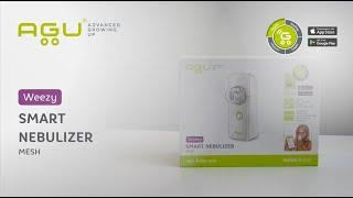 AGU Smart Mesh Nebulizer Weezy