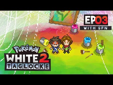Pokémon White 2 Randomized Taglocke PART THREE w/ Sacred!