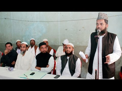 An Indian Imam converts to Christianity!