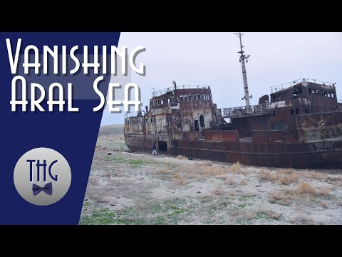 Five Minutes of History:  The Aral Sea