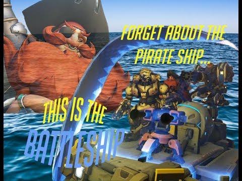 pirate ship overwatch # 15