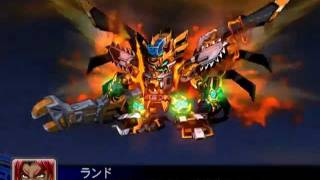 srw z gunleon s final attack the heat crusher