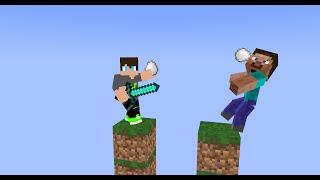 - Minecraft Skywars U an Adamlar w Anka Leydi