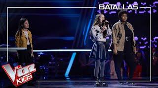 Alina, Blanca and Inés - Someone like you | Battles | The Voice Kids Antena 3 2021