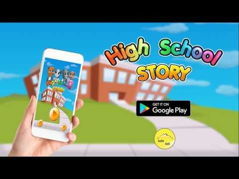 High School Story - Interactive Story Games ❤️ - Promo Trailer