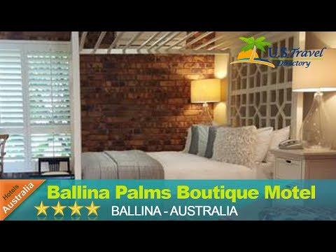 Ballina Palms Boutique Motel - Ballina Hotels, Australia