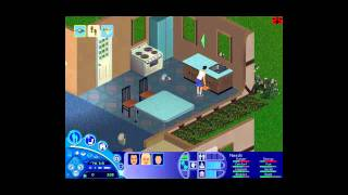 DIE SIMS 1 [HD Deutsch]#5 Probleme mit der Behausung