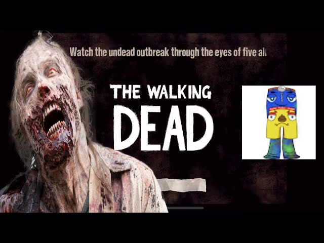 WALKING DEAD COMPLETE GAME FROM START LIVE