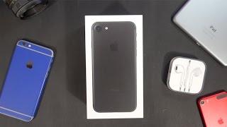 iPhone 7 Kutu Açılımı ve İncelemesi [TÜRKÇE]