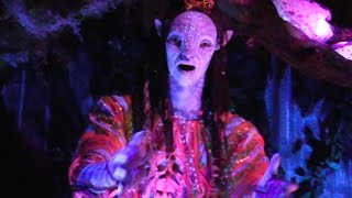 Na'vi River Journey ride POV in Pandora - The World of Avatar, Walt Disney World - Highlights!