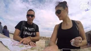 #vlOGBOAT2 Episode 4 - Mardi: Vertige à Cagliari (Vertige,chiens,Chats,Boutiques,Gourmandises...)