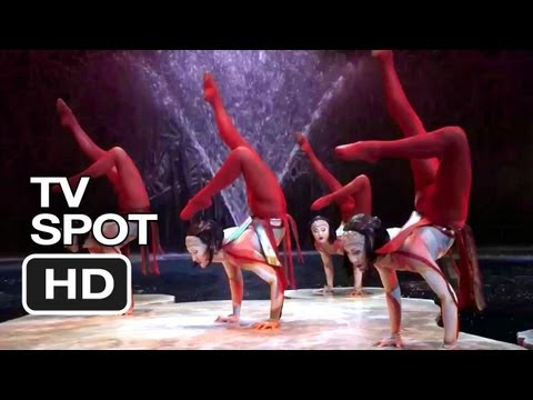 Cirque du Soleil: Worlds Away TV SPOT - What If? (2012) - James Cameron Produced Movie HD