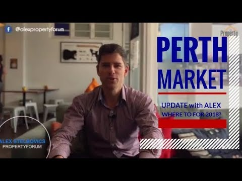 Where is the Perth Real Estate Market heading towards the end of 2017 and into 2018?
