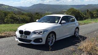 2016 BMW 125i M SPORT START UP & TOUR