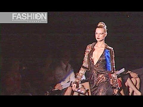 VALENTINO Haute Couture Fall 2002 2003 Paris – Fashion Channel
