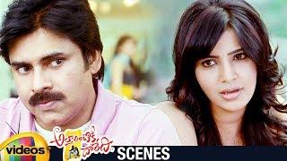 Download Video Samantha Proposes Pawan Kalyan   Attarintiki Daredi Telugu Movie   Pranitha   Trivikram   DSP MP3 3GP MP4