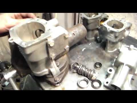 Ремонт рулевого редуктора ваз 2101-2107