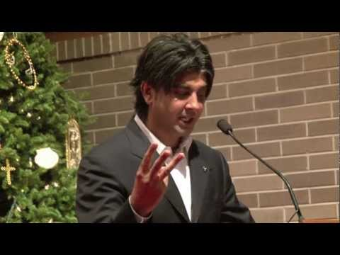 Sanj Kalra's Testimony at Christmas Outreach 2012 - Lutheran Church Raritan - NJ
