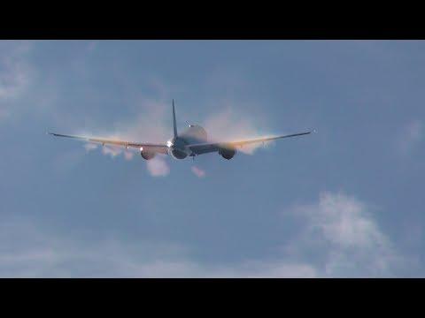 Boeing Flight Test - 767, 777, 787, Dreamlifter