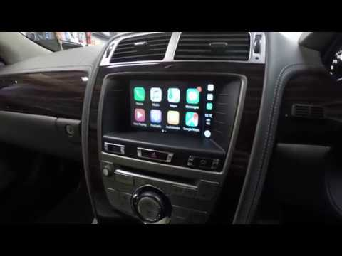 Apple CarPlay & Android Auto For Jaguar XK And XF
