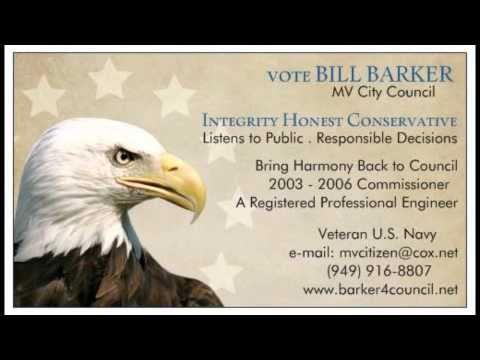 Bill Barker Promo.mov