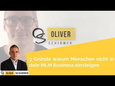 3 Gründe warum Menschen nicht in dein MLM Business einsteigen