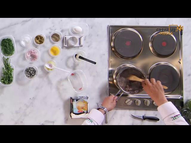 وصفة تحضير طبق البوريك الذهبي