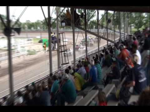 06/06/2010 Phillips County Raceway - 6u Dominic Ursetta