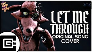 "FNAF Song ""Let Me Through""-[Türkçe Çeviri]"