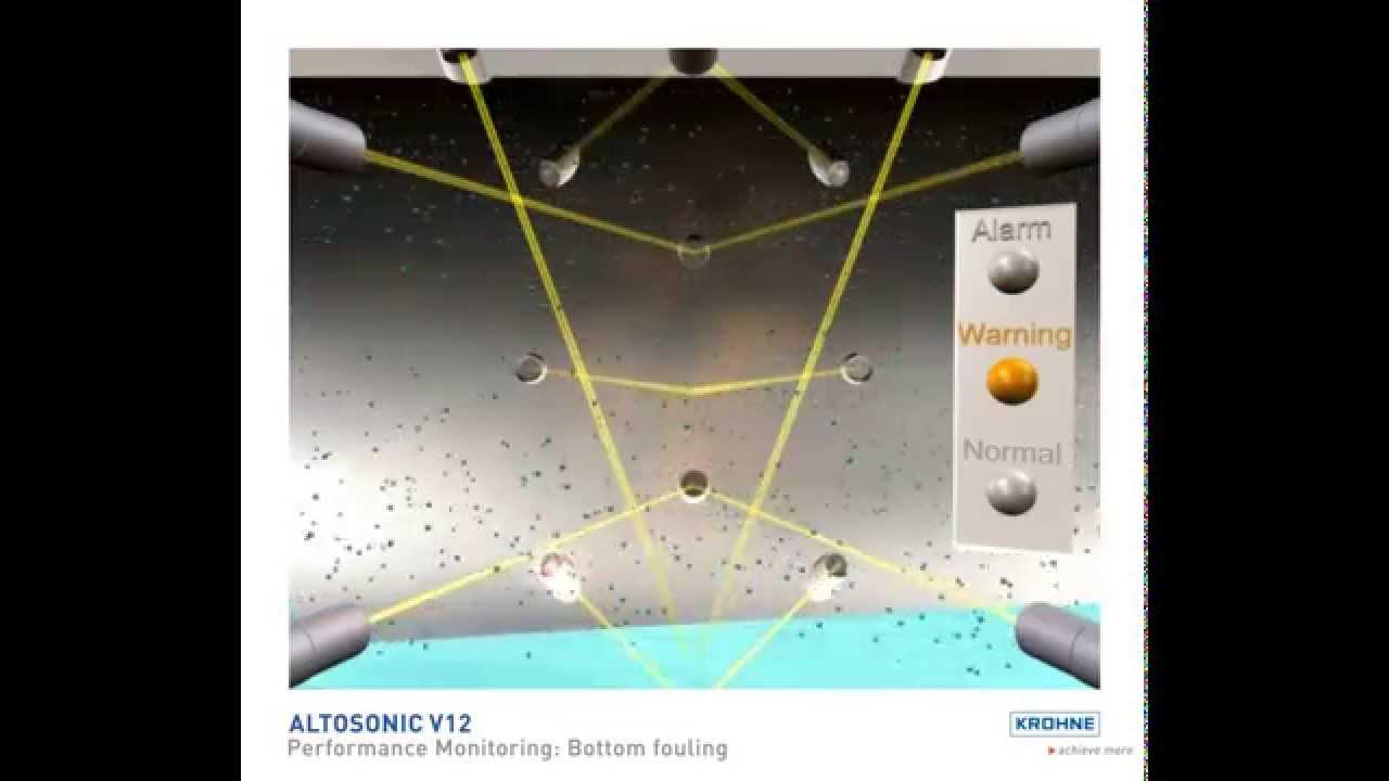 Ultrasonic gas flowmeter ALTOSONIC V12 for custody transfer applications  from KROHNE