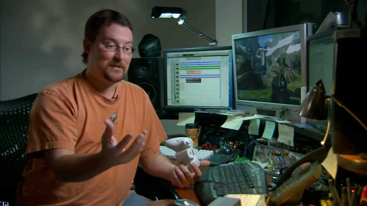 Halo 3 - Anatomy Of A Game - Making Halo 3: Audio - YouTube