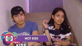 Serunya Putri DA dan Randa LIDA Saling Bongkar Koper Masing-Masing - Hot Kiss