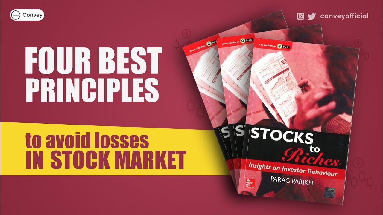 Stock Market में invest करते वक्त emotions को कैसे control करे   Stocks to riches by Parag Parikh