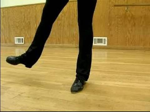 Advanced Tap Dance Lessons : Single, Double & Wing Change Steps In Advanced Tap Dancing