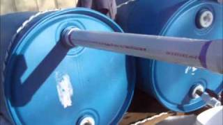 Maple Syrup Sap Storage Tank