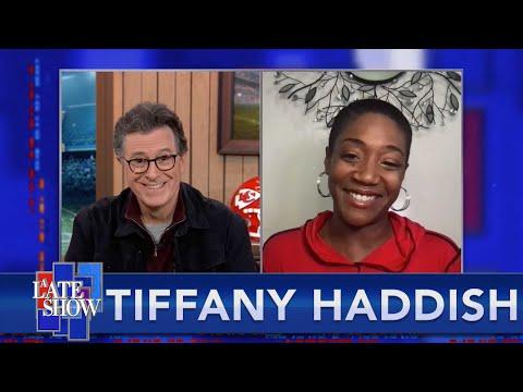 Tiffany Haddish Takes