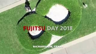 Fujitsu Day 2018 Drone Footage