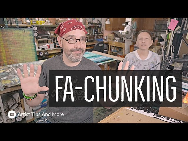 Fa-Chunking And How To Stop Procrastinating - Artist Tips
