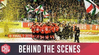 The CHL Final 2019 | Behind the Scenes