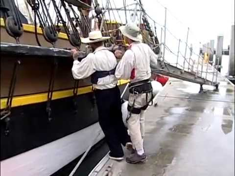 Tall Ships Bring Maritime History to Bay Area