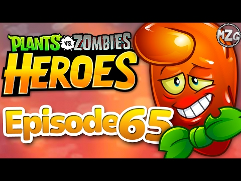 Valenbrainz! Hot Date Event Card! - Plants vs. Zombies: Heroes Gameplay - Episode 65