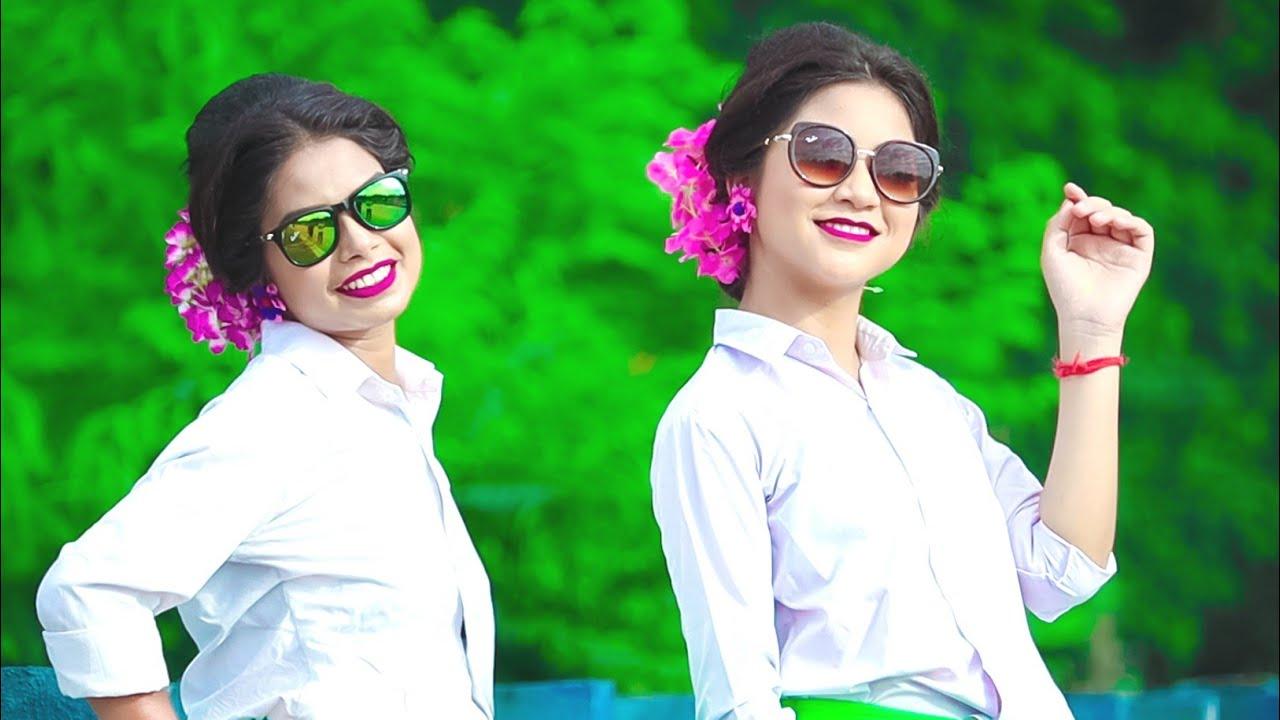 মন হিরা দই নাচের ভিডিও 😍😍.  Neel Akash . fr, Keya & Sanchari . Assamese Dance Video.Joyjit Dance 🙏.