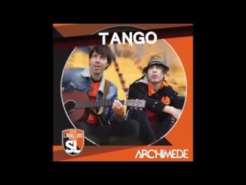 """""""tango"""" L 'hymne du stade lavallois De ARCHIMEDE"""