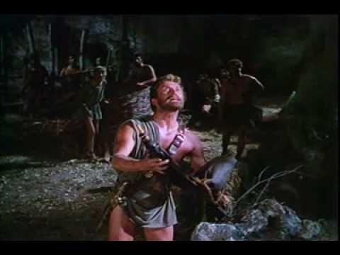 Resultado de imagen de Kirk Douglas en Ulises película La Odisea