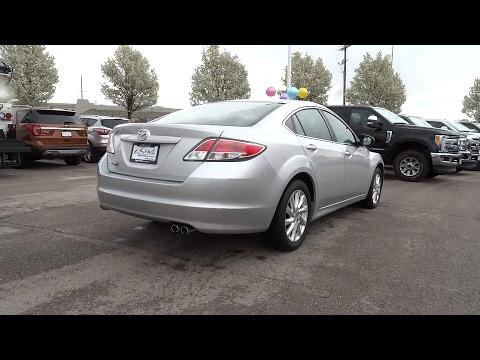 2011 Mazda Mazda6 Salt Lake City, Murray, South Jordan, West Valley City, West Jordan, UT 31286A
