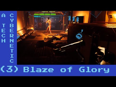 Blazed Of Glory: A-Tech Cybernetic VR (3)