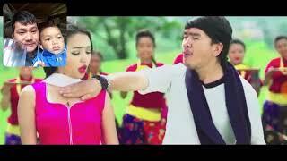 Rajesh Payal Rai Darshan Namaste 3 || Kina Yeti Dherai Maya | Feat. Wilson Bikram & Alisha Rai(React