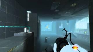 Portal 2 Chapter 2 (The Cold Boot) Part 5 Walkthrough