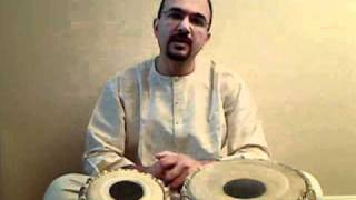 Tabla lesson - Dadra taal.wmv
