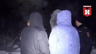 Разборки на базе Экостровская 8 декабря